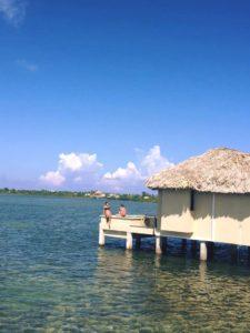 Overwater Cabanas Belize